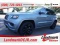 2015 Billet Silver Metallic Jeep Grand Cherokee Altitude #106304229