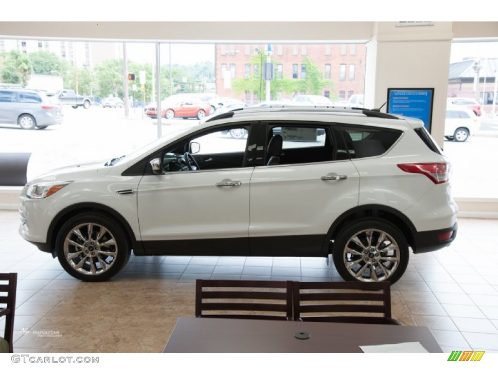 2015 ford escape white images galleries with a bite. Black Bedroom Furniture Sets. Home Design Ideas
