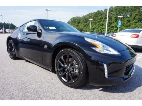2016 Nissan 370Z Coupe Data, Info and Specs | GTCarLot.com