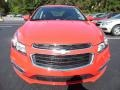 2016 Red Hot Chevrolet Cruze Limited LT  photo #2