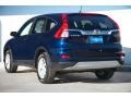 2015 Obsidian Blue Pearl Honda CR-V EX  photo #2