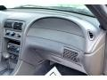 2002 Ford Mustang Medium Graphite Interior Dashboard Photo