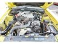 2002 Zinc Yellow Ford Mustang V6 Coupe  photo #27
