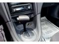 2002 Ford Mustang Medium Graphite Interior Transmission Photo