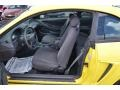 2002 Ford Mustang Medium Graphite Interior Interior Photo