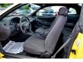 2002 Ford Mustang Medium Graphite Interior Front Seat Photo