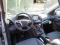 Charcoal Black Interior Photo for 2016 Ford Escape #106414107