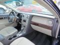 2008 Dark Blue Ink Metallic Lincoln MKZ Sedan  photo #5