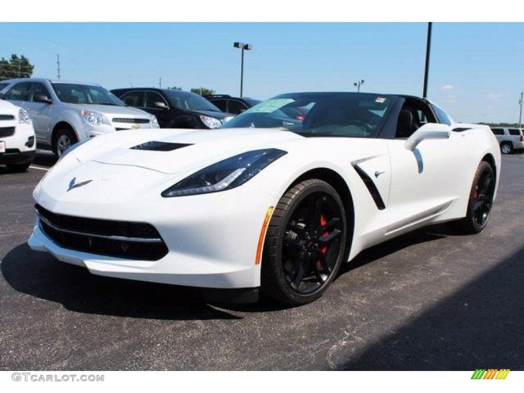 2016 arctic white chevrolet corvette stingray coupe 106444072. Cars Review. Best American Auto & Cars Review