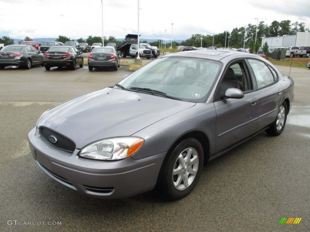 Tungsten Grey Metallic 2006 Ford Taurus Sel Exterior Photo 106447717