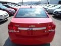 2016 Red Hot Chevrolet Cruze Limited LT  photo #7