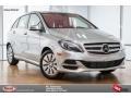 Polar Silver Metallic 2015 Mercedes-Benz B Electric Drive