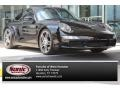 Black 2008 Porsche 911 Carrera Coupe