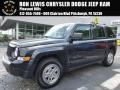 Maximum Steel Metallic 2014 Jeep Patriot Sport