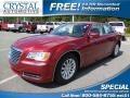 Deep Cherry Red Crystal Pearl 2012 Chrysler 300