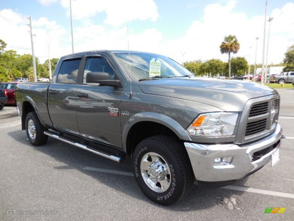 2012 dodge ram 2500 hd slt crew cab 4x4 exterior photos. Black Bedroom Furniture Sets. Home Design Ideas