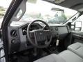 2016 Ford F250 Super Duty Steel Interior Prime Interior Photo