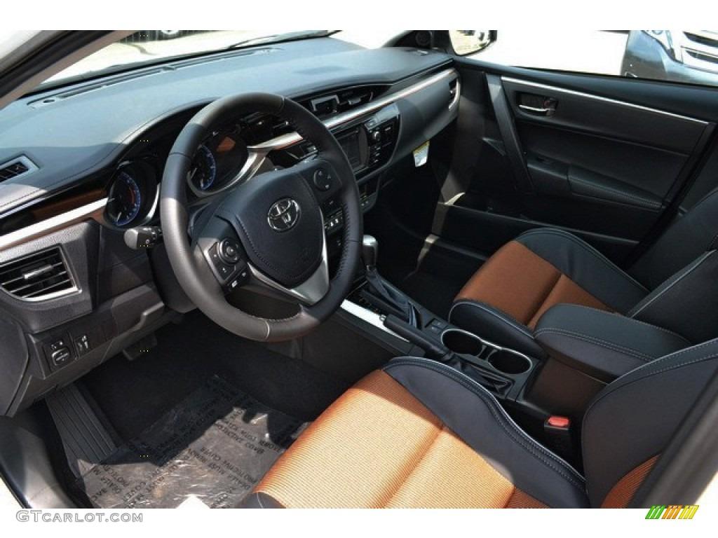 Amber interior 2016 toyota corolla s plus photo 106502206 for 2016 toyota corolla s interior