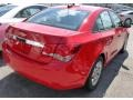 2016 Red Hot Chevrolet Cruze Limited LS  photo #2