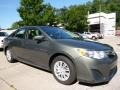Cypress Green Pearl 2012 Toyota Camry LE
