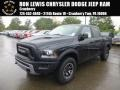Black 2015 Ram 1500 Rebel Crew Cab 4x4