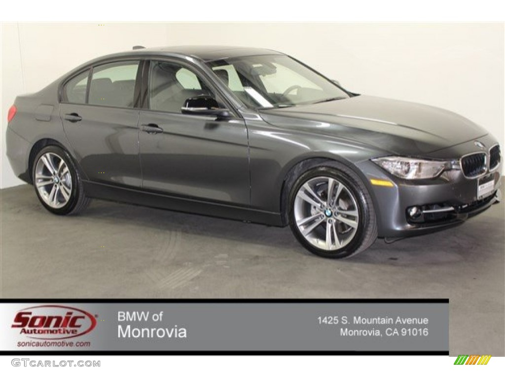 2015 Mineral Grey Metallic Bmw 3 Series 328i Xdrive Sedan
