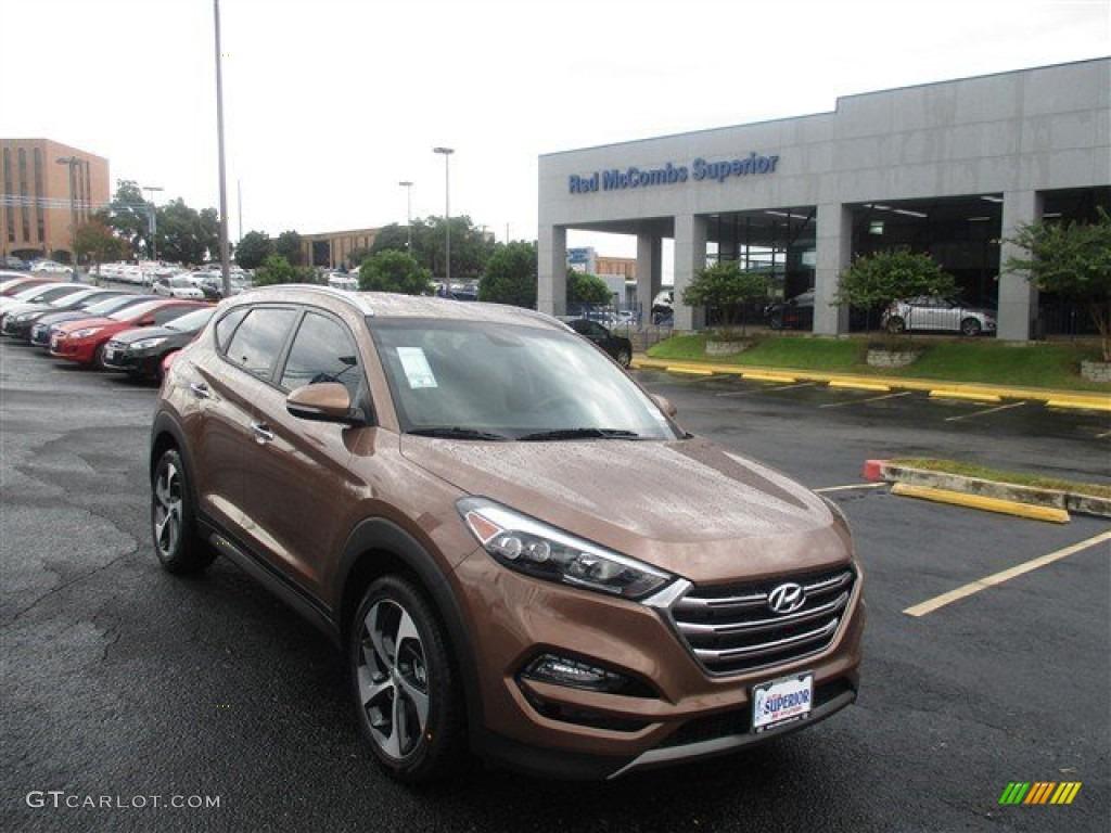 Hyundai Vin Decoder >> 2016 Mojave Sand Hyundai Tucson Limited #106539080 | GTCarLot.com - Car Color Galleries