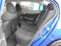 Rear Seat of 2008 Civic Mugen Si Sedan