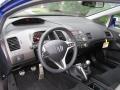 Dashboard of 2008 Civic Mugen Si Sedan