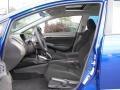 Front Seat of 2008 Civic Mugen Si Sedan