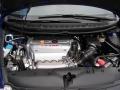 2008 Civic Mugen Si Sedan 2.0 Liter DOHC 16-Valve i-VTEC 4 Cylinder Engine