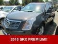 Graphite Metallic 2015 Cadillac SRX Premium