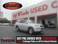 Classic Silver Metallic 2013 Toyota 4Runner SR5