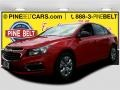 2016 Red Hot Chevrolet Cruze Limited LS  photo #1