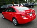 2016 Red Hot Chevrolet Cruze Limited LS  photo #4