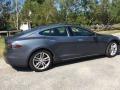 2013 Model S  Grey Metallic