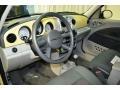 2007 Pastel Yellow Chrysler PT Cruiser Touring  photo #12