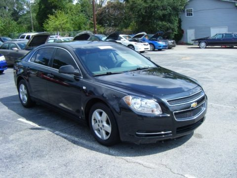 2008 chevrolet malibu ls sedan data info and specs. Black Bedroom Furniture Sets. Home Design Ideas