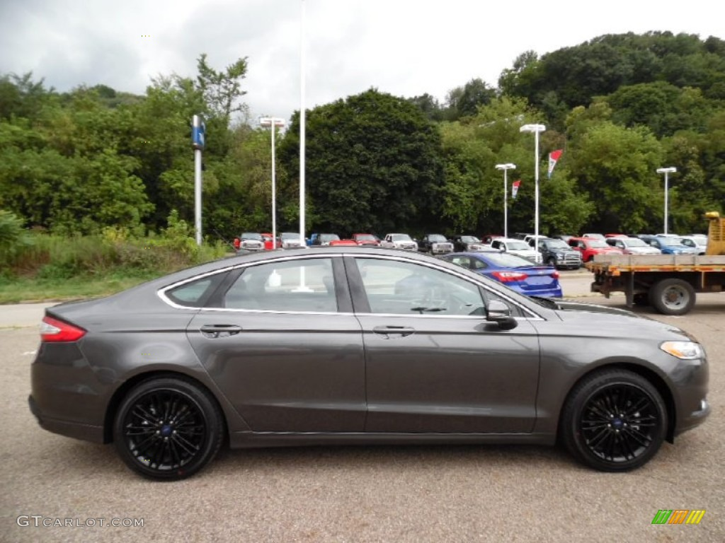 Ford Fusion Awd 2016