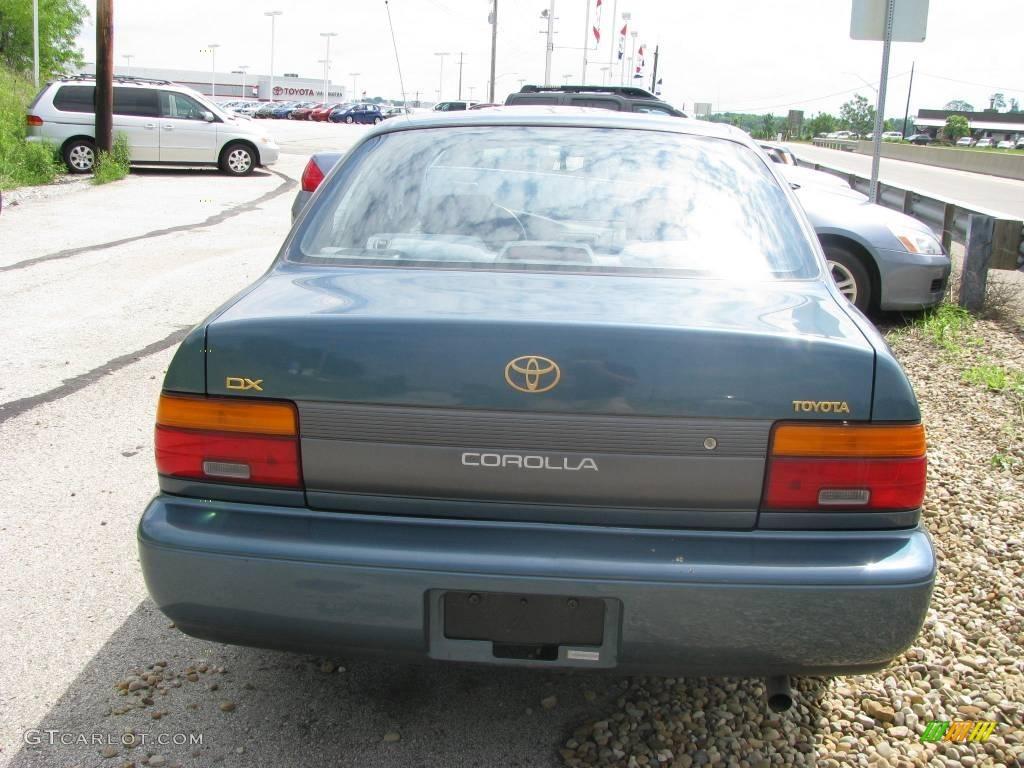 Kekurangan Corolla 1995 Tangguh