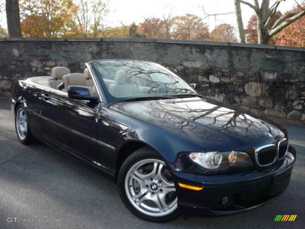 Monaco Blue Metallic BMW Series I Convertible - 2005 convertible bmw