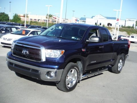 2013 Toyota Tundra TRD Double Cab 4x4 Data, Info and Specs