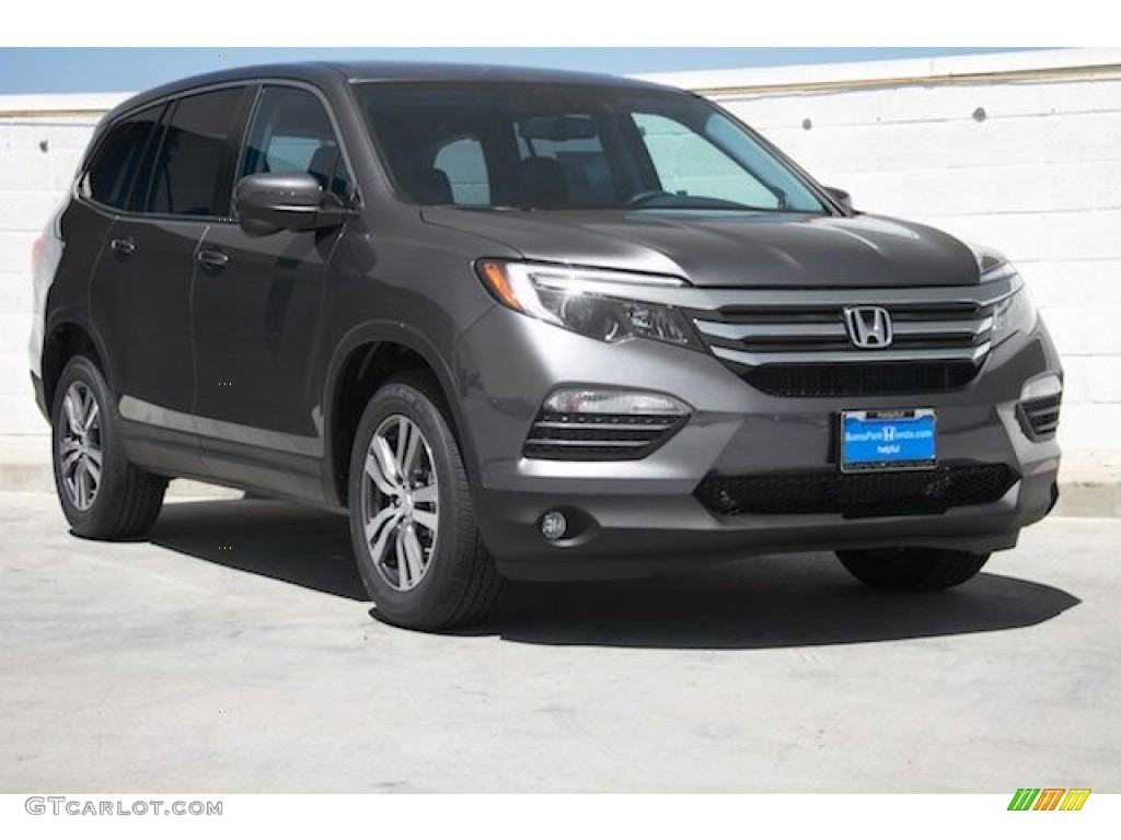 modern steel metallic honda pilot    photo  gtcarlotcom car color galleries