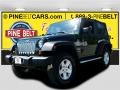2011 Natural Green Pearl Jeep Wrangler Sport 4x4 #106653850