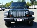 2011 Natural Green Pearl Jeep Wrangler Sport 4x4  photo #2