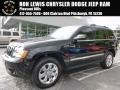Black 2008 Jeep Grand Cherokee Limited 4x4