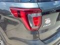 2016 Magnetic Metallic Ford Explorer Sport 4WD  photo #11