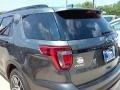 2016 Magnetic Metallic Ford Explorer Sport 4WD  photo #13