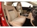 Ivory 2014 Toyota Camry Interiors