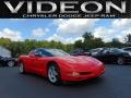 Torch Red 1998 Chevrolet Corvette Coupe